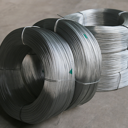 6mm Galvanised wire rope