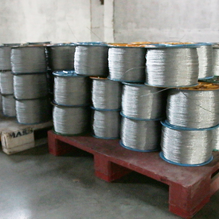motorcycle brake cable galvanized steel wire rope